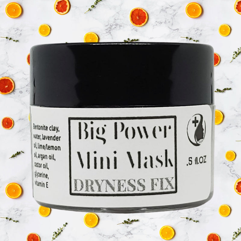 Big Power Mini Mask Dryness Fix