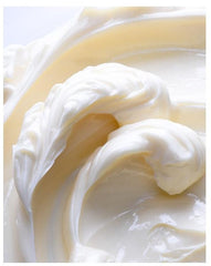 body butter with calming lavender