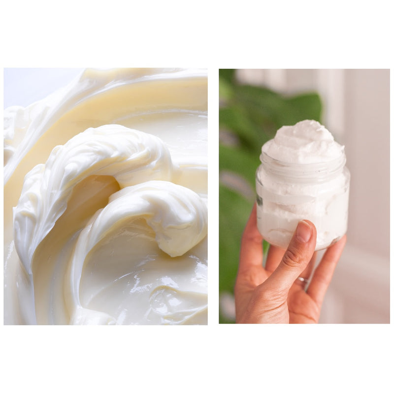 Lusciously Sweet Vanilla Mint Body Butter