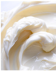 Whipped Shea Butter Infused With Vanilla, Peppermint And Aloe Skin, Lips, Hair 1.5 OZ