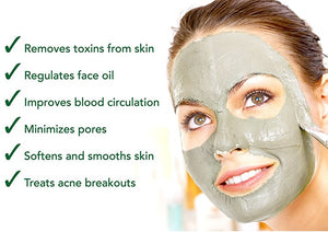 Young And Fresh Clay Mask With Lavender And Vitamin E 4 OZ