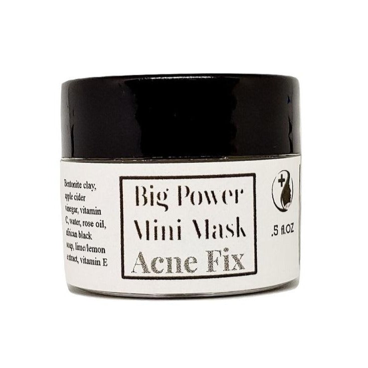 big power mini face mask acne fix