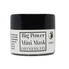 Big Power mini mask dryness repair