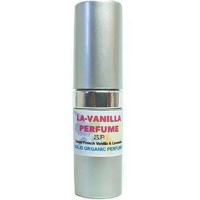 La-Vanilla Solid Organic Perfume Sticks Simply Pure By Salisha