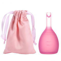 The Salisha Cup Menstrual Cup With Release Valve And FREE SHIPPING - Simply Pure By Salisha