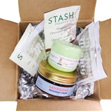 subscription box organic skincare and teas