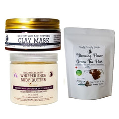 Tea Time Skincare Gift Set