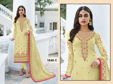 Load image into Gallery viewer, Indian Party Wear Churidar Online Suits Gerogette Fabric SIYA11035 - Siya Fashions