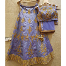 Load image into Gallery viewer, Clients Diary Silk Lehenga Choli In Lavender SFC120 - Siya Fashions