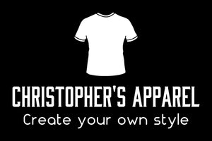 Christopher's apparel