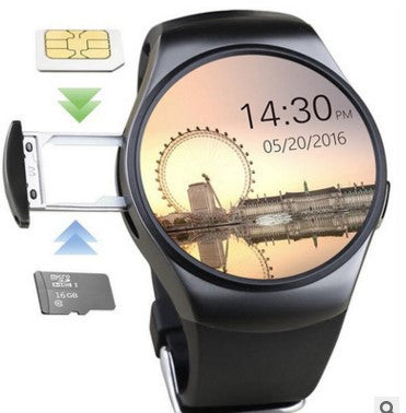 Smart Watch KW18 Support SIM Card Bluetooth 4.0 Smart Clock High Quality for IOS and Android Phone