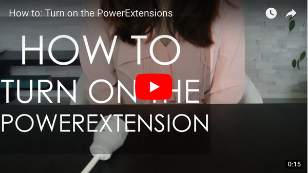 How to: Turn on the PowerExtensions