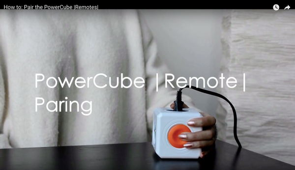 How to: Pair / Unpair PowerCube Remotes