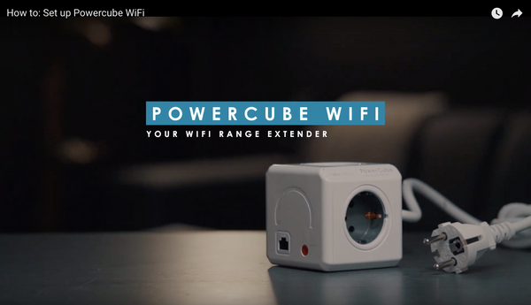 How to: Set up  PowerCube WiFi