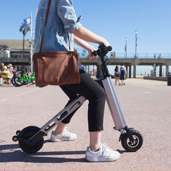 Fold Bag, E-scooter | Allocacoc Europe Online Store | the consumer product design company