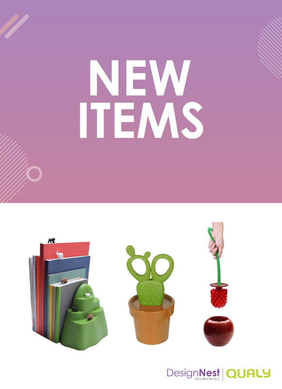 New items | Office Stationery & Kitchen & Bathroom | Qualy x DesignNest