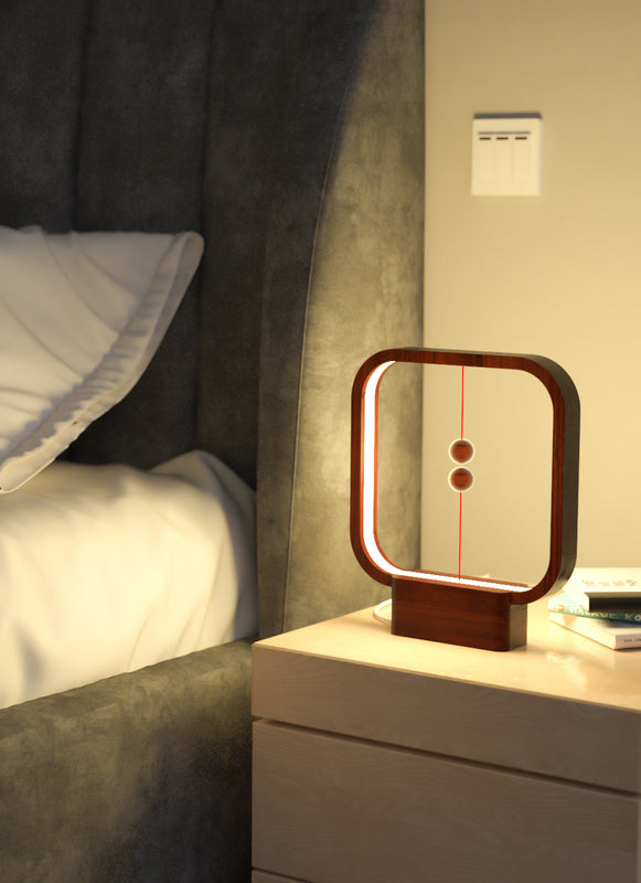 DESIGNNEST® HENG BALANCE LAMP SQUARE | Allocacoc Europe