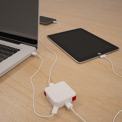 Allocacoc PowerUSB |HUB|