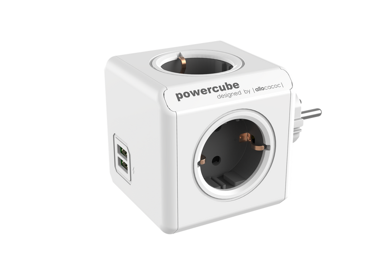 PowerCube® |Original USB| - Allocacoc Europe Online Store