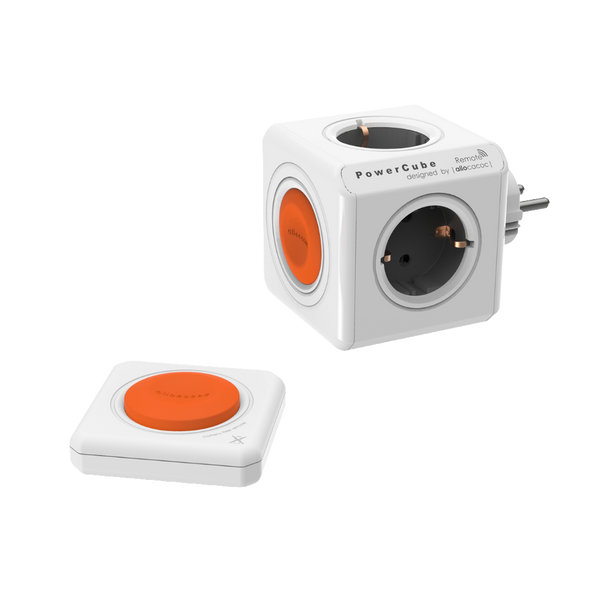 PowerCube® Original |Remote| SET - Allocacoc Europe Online Store