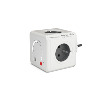 Allocacoc PowerCube® Original |WiFi| - Allocacoc Europe Online Store