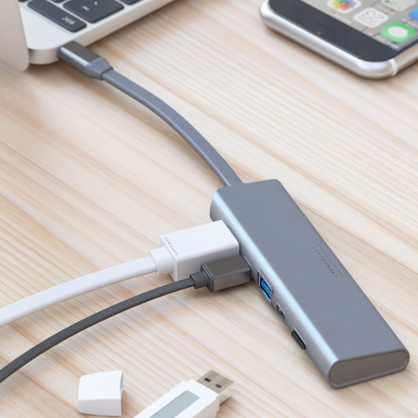 DockingHub |USB-C| - Allocacoc Europe Online Store