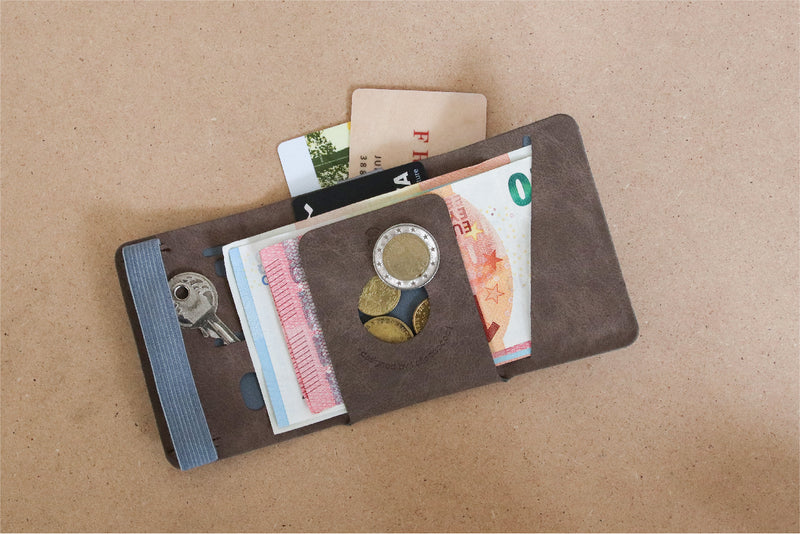 miniWallet |Expandable| with RFID chip - Allocacoc Europe Online Store