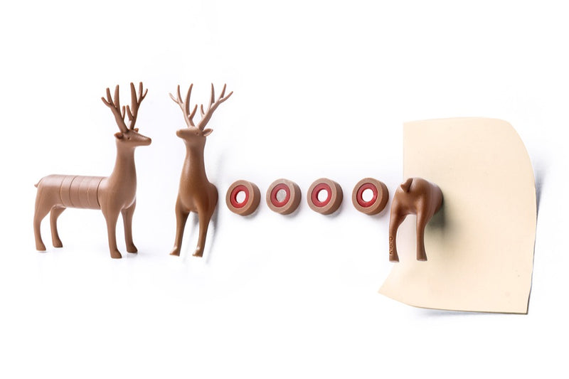 DesignNest® OfficeMagnet |Deer| - Allocacoc Europe Online Store