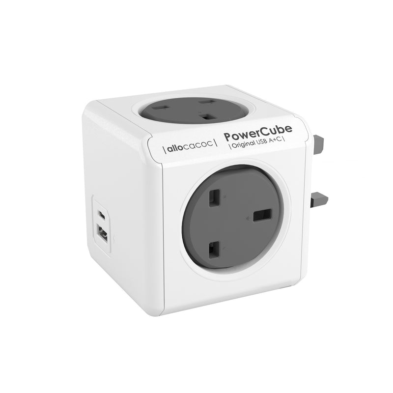 PowerCube® |Original USB A+C|