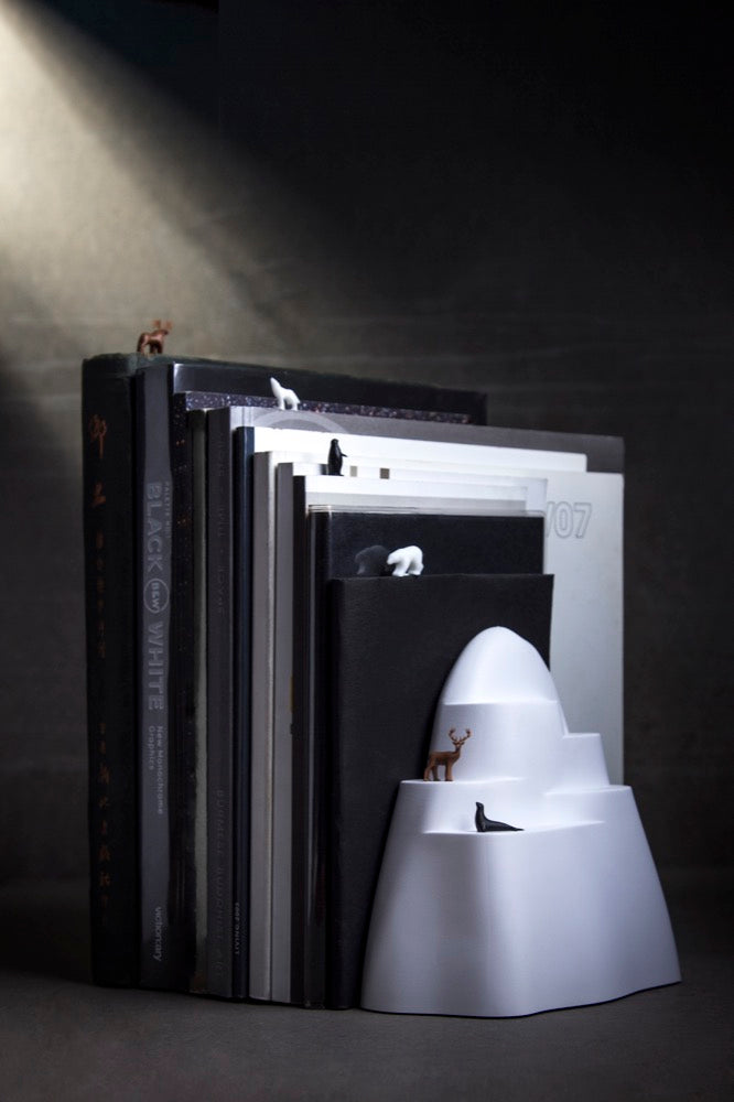 Bookend IceBerg |Qualy| - Allocacoc Europe Online Store