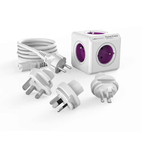 PowerCube® |ReWirable| - Allocacoc Europe Online Store