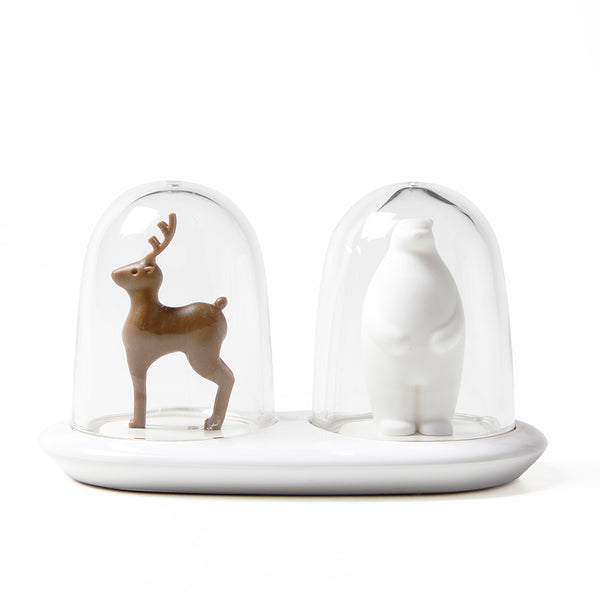 SpiceShaker Deer + Bear |Qualy| - Allocacoc Europe Online Store