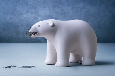 DesignNest® TapeDispenser |PolarBear| - Allocacoc Europe Online Store