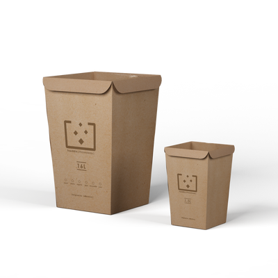 Allocacoc TrashBin |Throwaway| - Allocacoc Europe Online Store