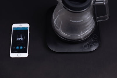WaterCooker |SmartHome| Smart kettle | Allocacoc Europe control via app