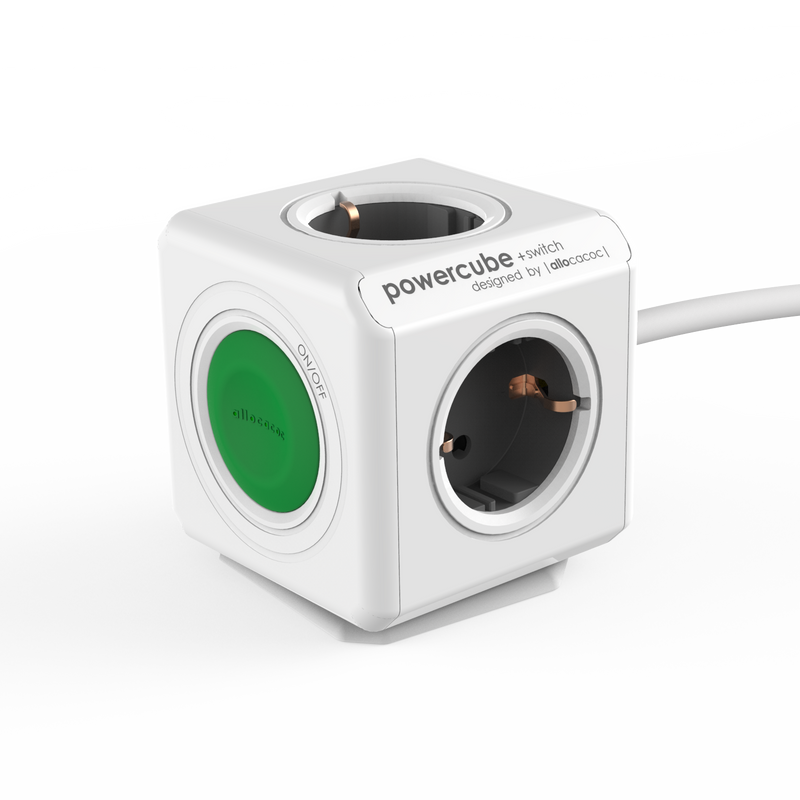 PowerCube® Extended |Switch| - Allocacoc Europe Online Store