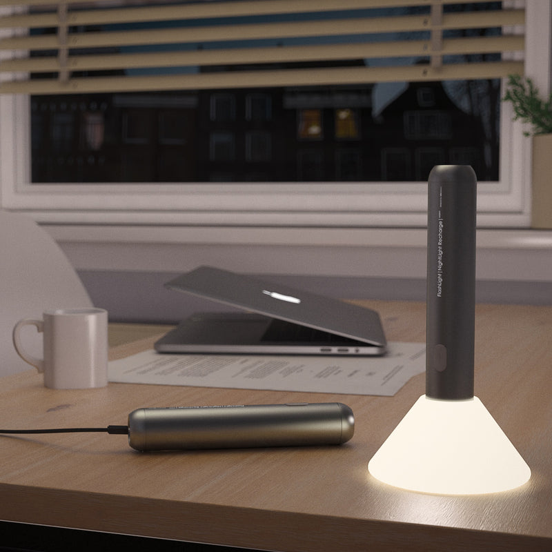 Allocacoc FlashLight |NightLight Recharge| - Allocacoc Europe Online Store