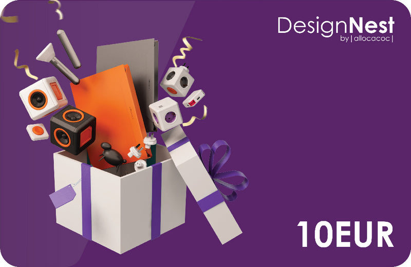 Gift Cards from €10 - €100 - Allocacoc Europe Online Store