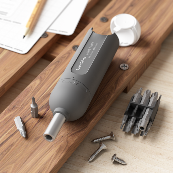 Allocacoc Screwdriver |FreeTwist|