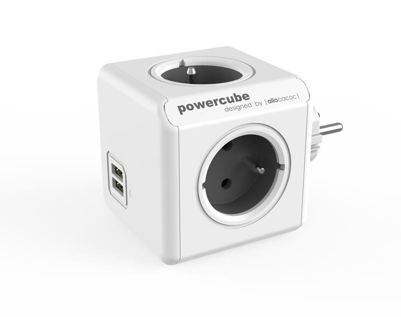Allocacoc PowerCube® |Original USB|