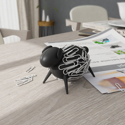 Sheepi Magnetic Paperclip Holder - Allocacoc Europe Online Store