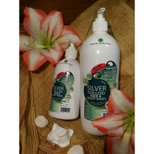 Liquid Face and Body Wash with Silver Unscented 500 ml