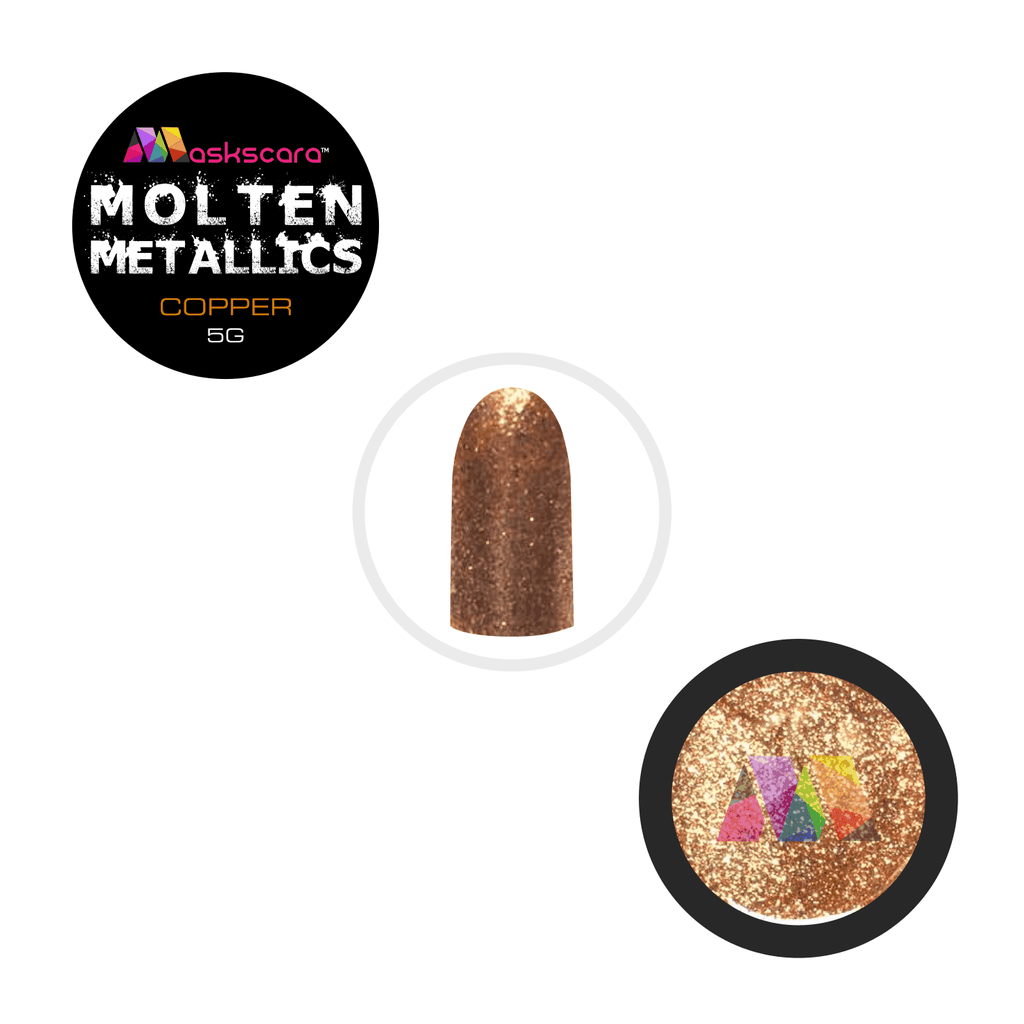 Molten Metallic Gel - Copper (5g)