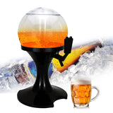 3.5L bar decoration Creative  Water dispenser/ personality beer drinking machine home decor
