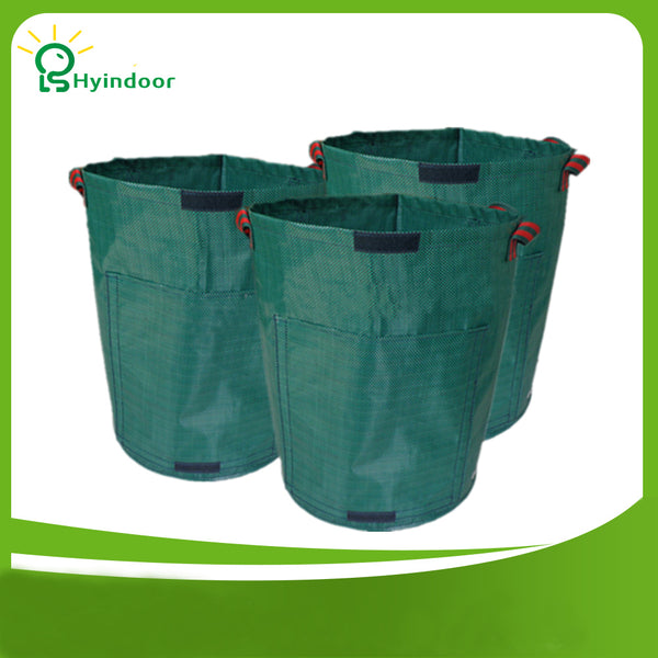 14 Gallon Potato Cultivation Planting Garden Pots 40cm*50cm Vegetable Planting Bags Grow Bags Garden Supplies