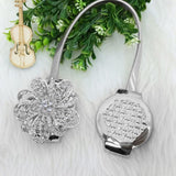 1 pc Magnetic Retractable Curtain Decoration Clip On Holder Tie Backs