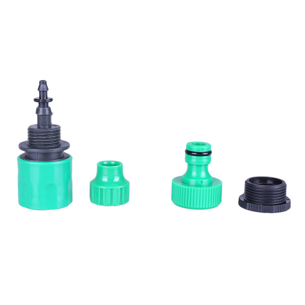 1pc 4/7 or 8/12 Garden Lawn Water Tap Hose Pipe Fitting Set Connector Adaptor Universal Garden Supplies Alternative Perfect