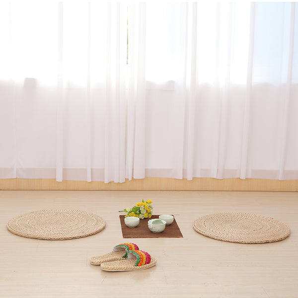 1.5cm ultra-thin multi-size optional Seat Cushion Futon/Yoga /Floor/Tatami/Chair Round Cushions Home Sofa Decoration