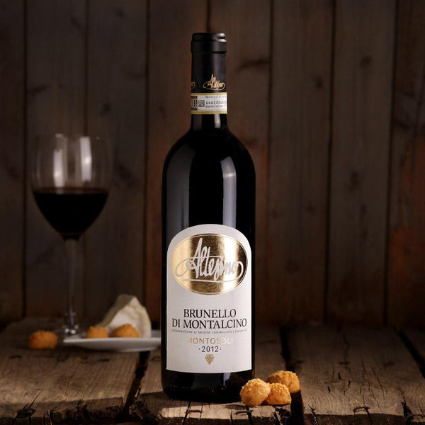 "Altesino Brunelllo di Montalcino ""Our 40th Harvest"" 2012"