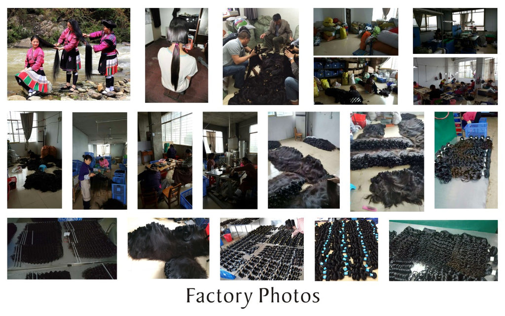 Mayflower Virgin Hair Factory&Manufacturer